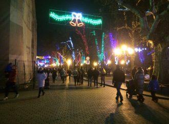 Одесса в ожидании Нового года: всё готово, осталось только встретить