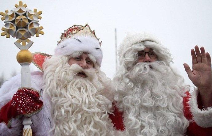 Где в Одессе найти Деда Мороза?