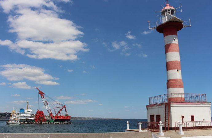 Шире, глубже, длиннее: в порту Черноморска закончилась реконструкция подходного канала
