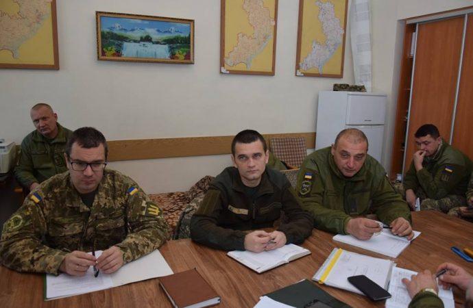 Бригады теробороны Одесской области соберут для проведения военных учений