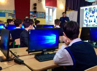 Программу дистанционно обучения «Вчитель+» запустили в Одессе