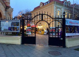 Традиционная Рождественская ярмарка открылась в одесской Кирхе