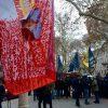 Активисты устроили возле областной прокуратуры митинг протеста и своеобразный перформанс