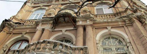 Одесские активисты: фасады памятников культуры демонтируют незаконно