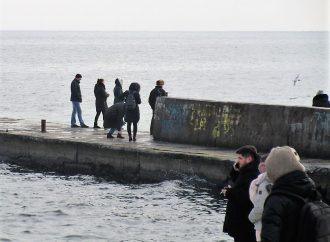 Одесская неделя на «слегка военном положении»: с тревогой, но без паники