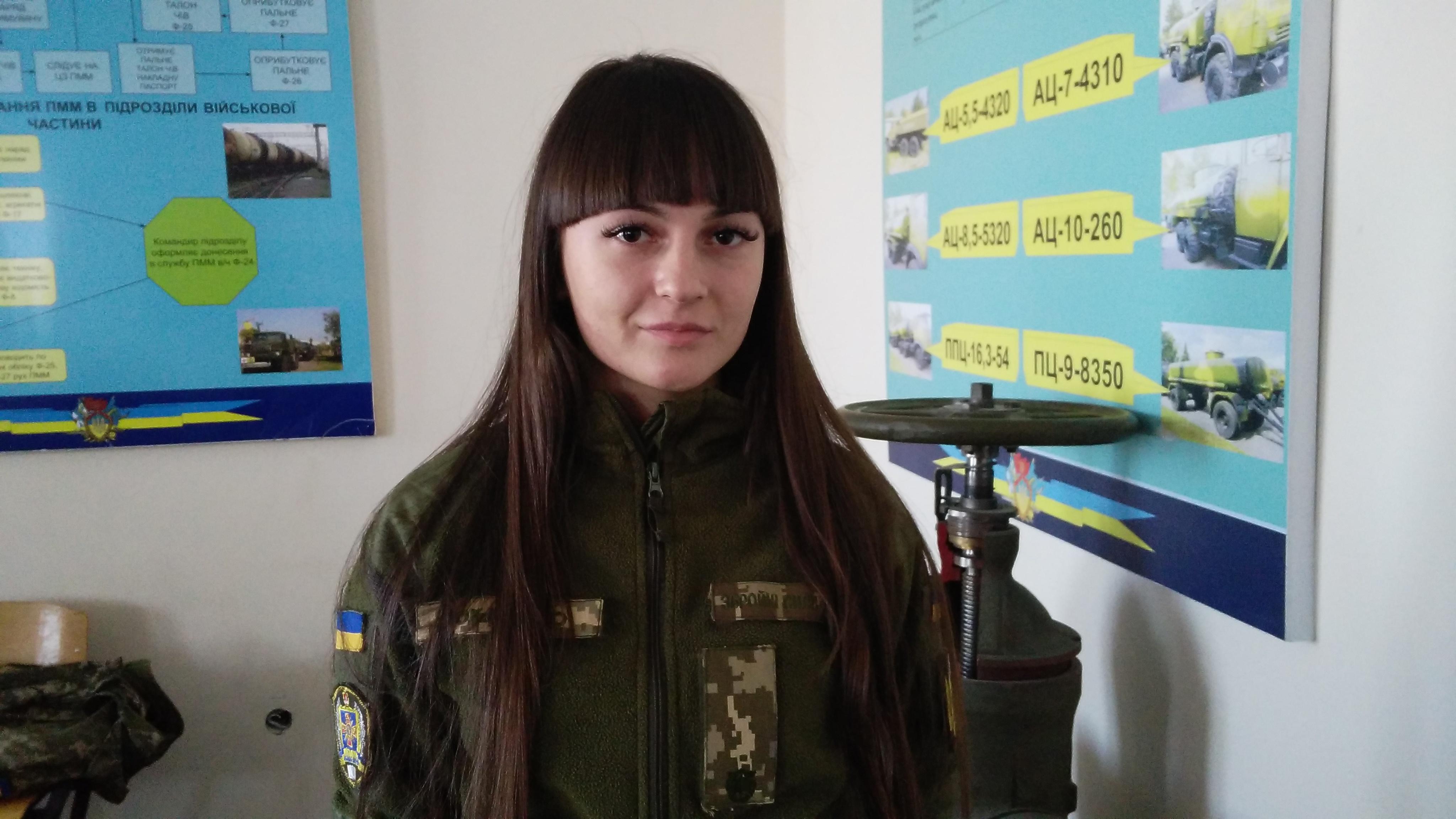 Дарья Токоренко