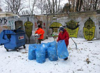 Во что превратятся пластиковые отходы из Летнего театра