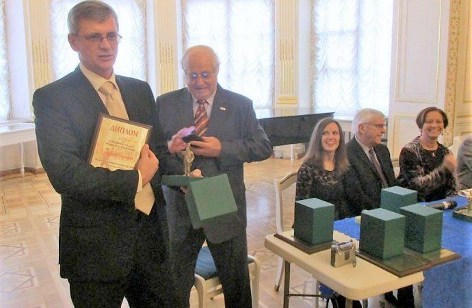 Имени Василия Навроцкого: лучшие СМИ Одесского региона награждены новой престижной премией