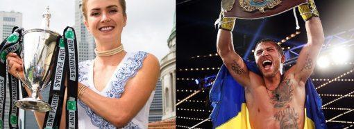 Одесские боксер и теннисистка претендуют на звание «Спортсмен года»