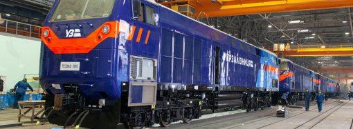 Первые тепловозы из США скоро будут работать на Одесской железной дороге