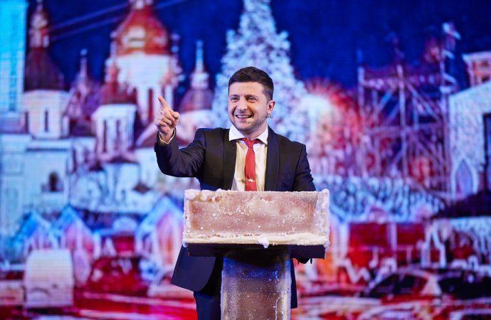 «Надо, Вова, надо!» или Одесситы не прочь видеть Зеленского президентом