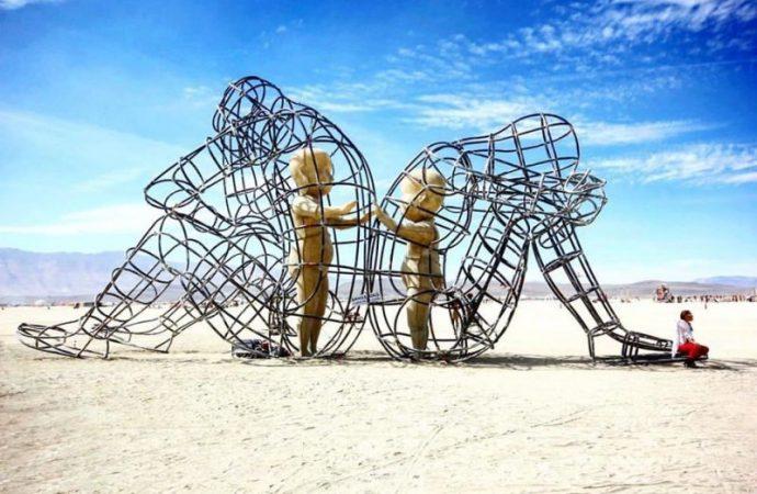 Инсталляция LOVE наконец обрела свое место в Одессе