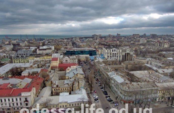 Высотные новострои Одессы запретят оборудовать индивидуальными котельными