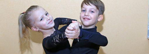 Юные одесситы стали чемпионами мира по латиноамериканским танцам