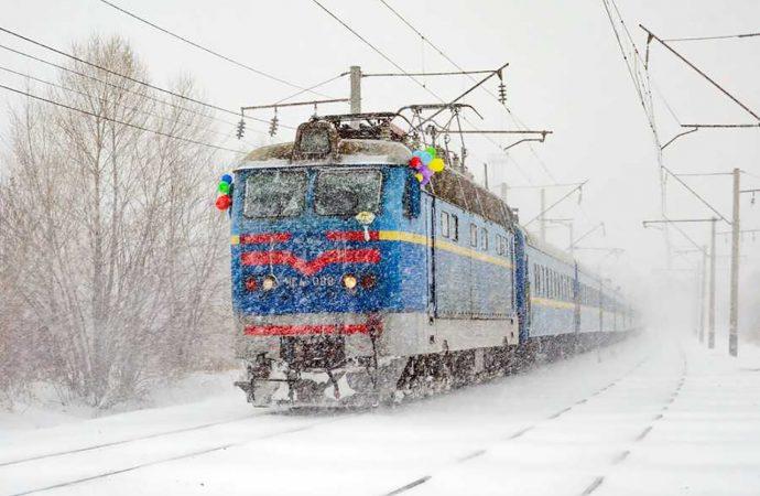 Дополнительный праздничный поезд соединит Одессу со столицей