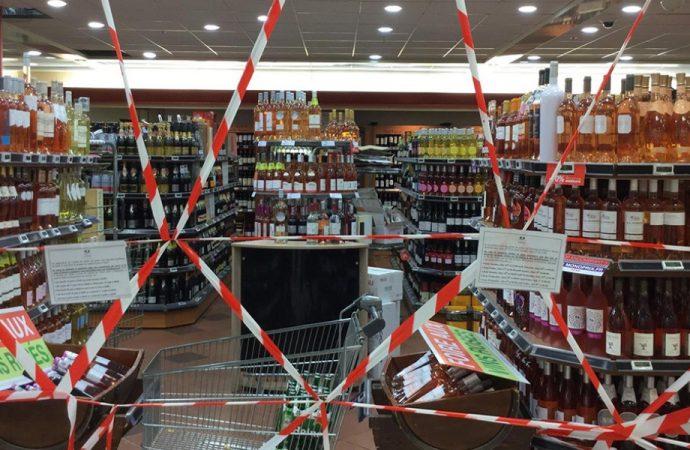 Одесским предпринимателям рекомендовали «удержаться» и не продавать военным алкоголь