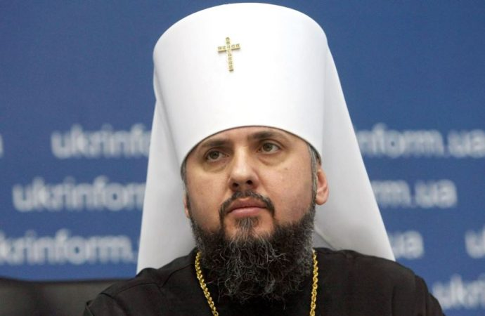 Главой поместной православной церкви в Украине избран уроженец Одесской области