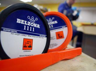 Металлополимеры Belzona — современное и удобное решение для защиты металлических изделий и конструкций