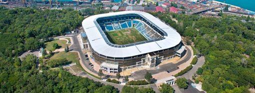 Инвесторы реализуют проект «город в городе» на одесском стадионе «Черноморец»