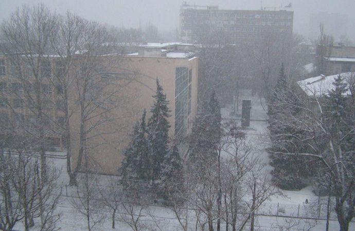 Зима в Одессе: ждём волны потепления или сильных морозов?
