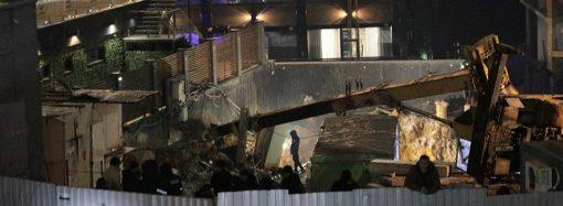 Стройплощадку на Ланжероне, где погиб рабочий, снова попытаются арестовать