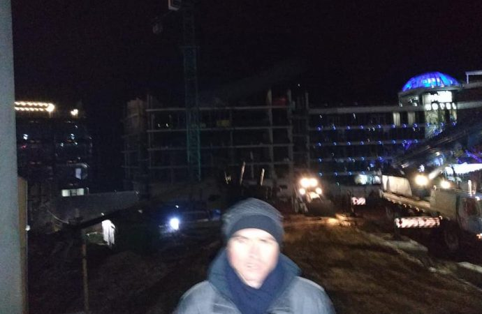 Новый скандал на стройке на «Ланжероне»: погиб рабочий