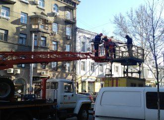 Троллейбусы скоро вернутся на Ришельевскую