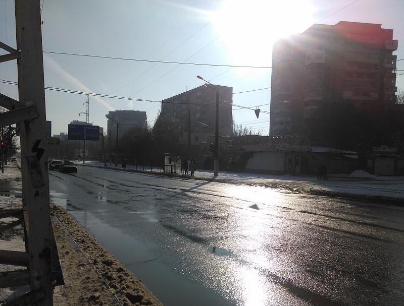 Люстдорфская дорога