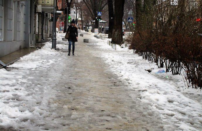 Погода 12 января. В Одессе, наконец, появится солнце