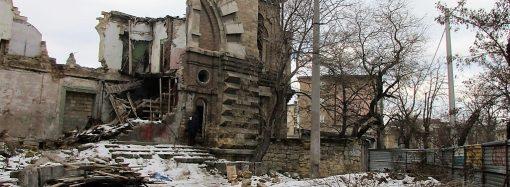 «Масонский дом»: что сейчас происходит на руинах