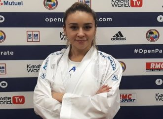 Одесская каратистка стала победительницей парижского турнира