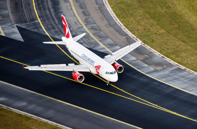 «Чешские авиалинии» летом возобновят полёты из Праги в Одессу