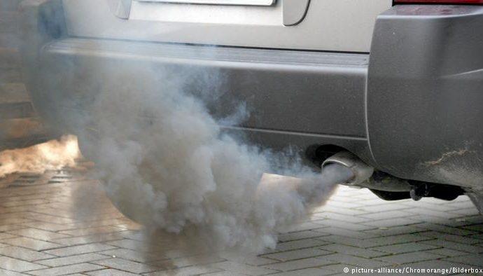 Одесситов будут штрафовать за выхлопные газы