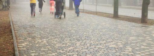 «Runday» в парке Шевченко: забег состоится в любую погоду