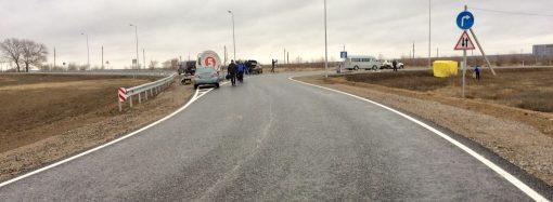 Ремонт трассы Одесса-Рени завершился вместе с окончанием строительства дороги «Обход города Рени»
