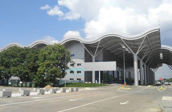 """Когда заработает в полную силу новый терминал аэропорта """"Одесса"""""""