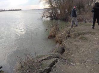 Килия и Вилково опасаются затопления, если старые дамбы весной не выдержат напора воды