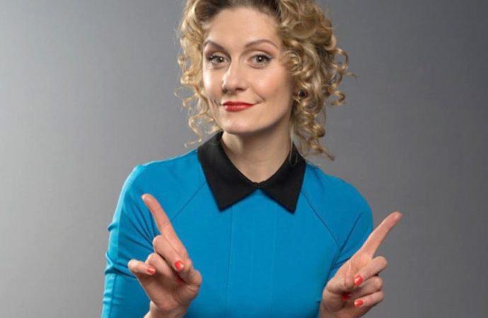 Сестра «слуги народа» Екатерина Кистень играет в театре мужчин и не хочет связывать свою жизнь с актером
