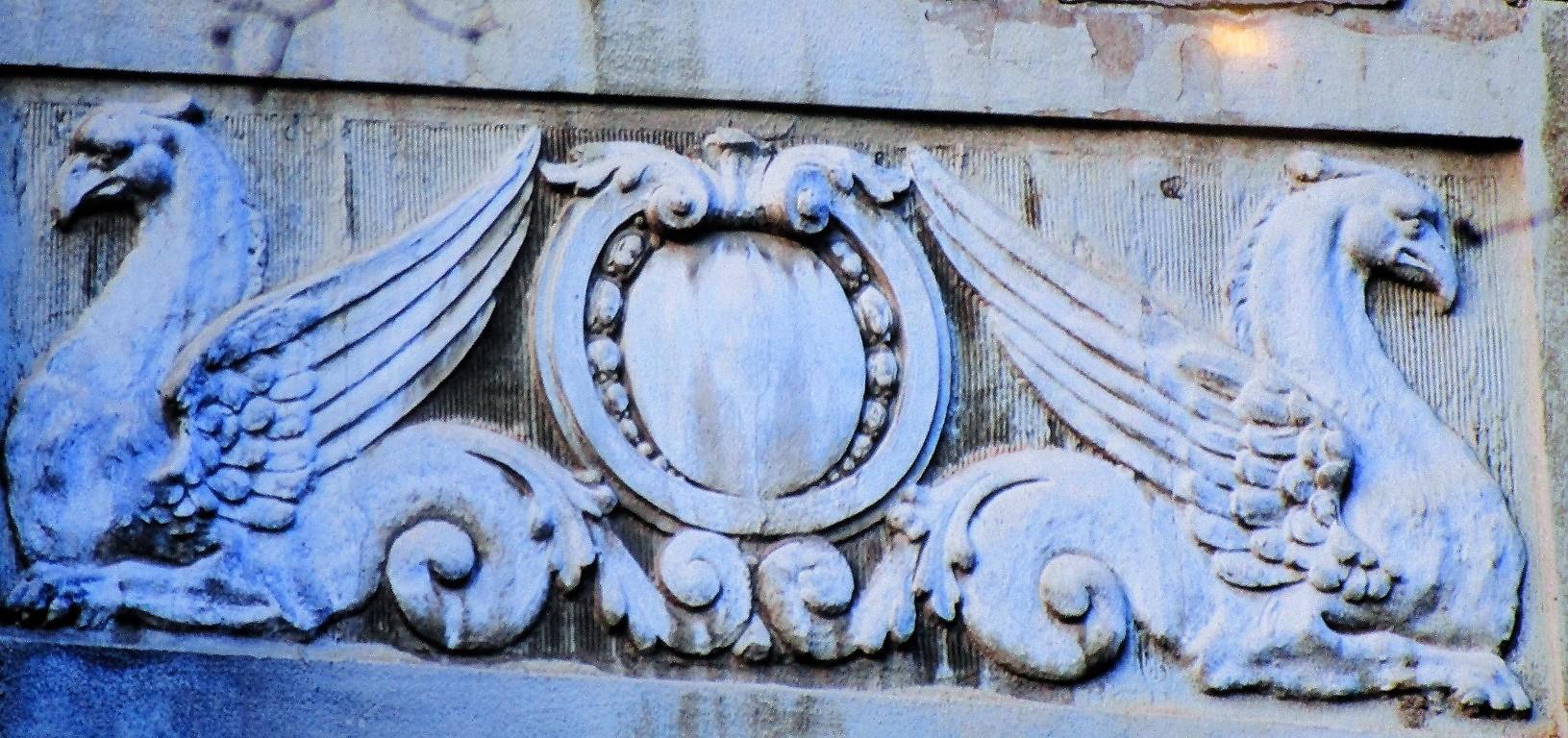 архитектура символы