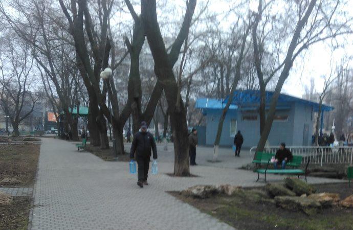 Одесские бюветы сегодня в центре внимания