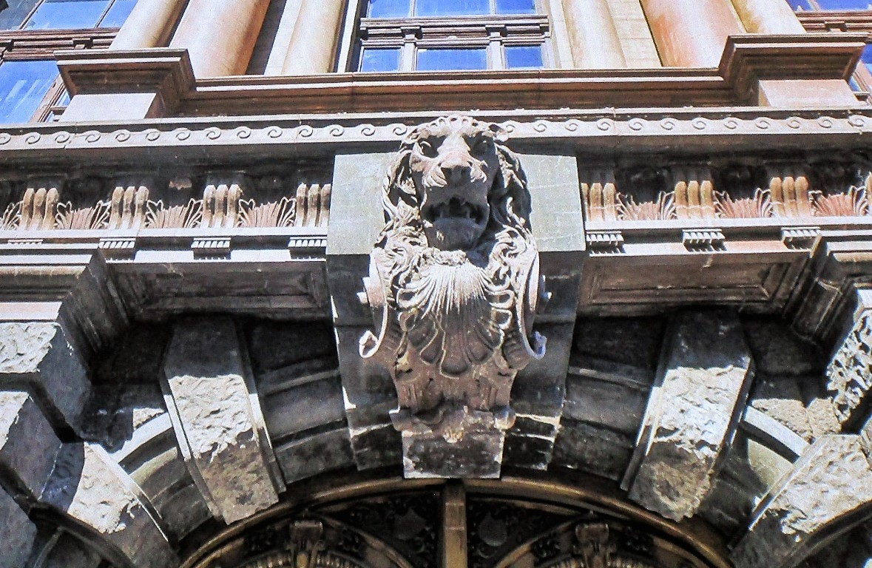 архитектура символика