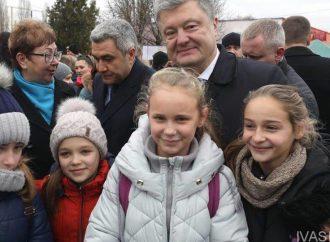 Одесский активист: Порошенко – человек реальности