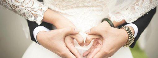 111 пар расписались в День Святого Валентина в Одесской области
