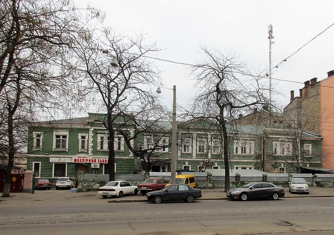 Софиевская, 7