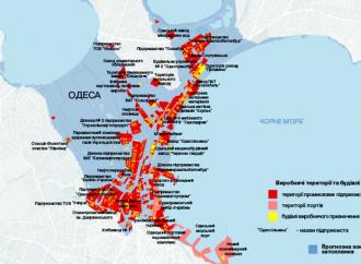 Ученые показали, где будет одесский берег моря через 80 лет