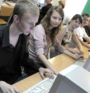 Одесский колледж компьютерных технологий «Сервер», кабинет