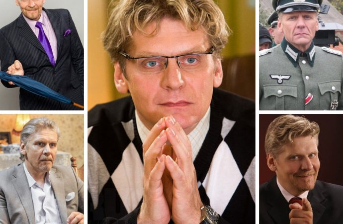 Сергей Калантай обманывал западных режиссеров и работал дворником