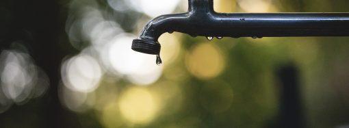 Аварийное отключение воды в районе Дачи Ковалевского города Одесса 24 июня 2020 года