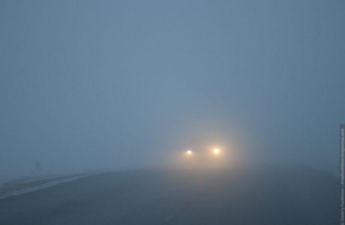 Водителей предупреждают об ухудшении дорожной обстановки ближайшей ночью