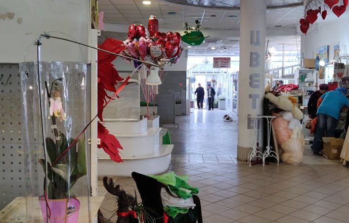 цветочная галерея соборка